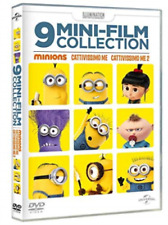 9 Mini-Movie Collection From Minions, Despicable Me 1 & 2 ( DVD, 2016 )