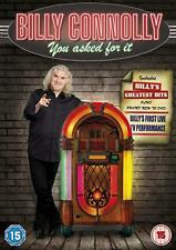 Billy Connolly - You Asked for It   DVD   Brand new and sealed