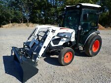 New Bobcat Ct2535 Compact Tractor W Loadercab Heatac 4x4hydro 540pto
