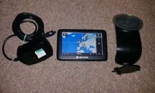 Navigon Sat Nav Portable System Maps With Handsfree & Accessories