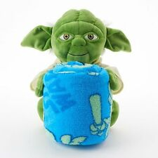 Star Wars Yoda Stuffed Animal Character & Super Plush Throw