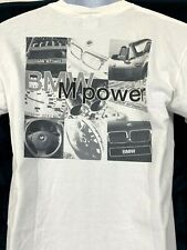Vntage BMW M Power T Shirt Graphic Made In USA Collecter Size S M
