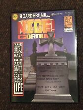 Nice! Gordon Boarderline Dvd Skateboard Snowboard Alaska