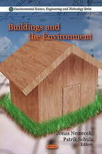 Buildings and the Environment (Environmental Science, Engineering and Technology