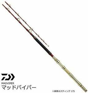 Daiwa Mad Viper Sting 175 Boat Fishing rod From Stylish anglers Japan