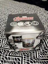 Marvel Avengers Heat Change Mug new in box