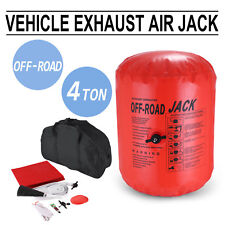 NEW 4x4 4WD Off Road 4 Tonne Multi Layer Car Truck Van Exhaust Air Jack Kit
