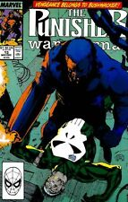 The Punisher: War Journal #13 (Mid-Dec 89) - Punisher vs. Bushwacker