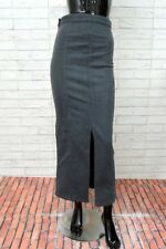 Gonna GAS Taglia XS Skirt Woman Minigonna Cotone Alto in Vita PARI AL NUOVO