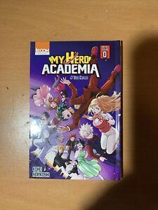 My Hero Academia tome 0 - VF - RARE - Collector