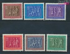 Luxembourg 517-522 (complete issue) with hinge 1953 Customs (9396390