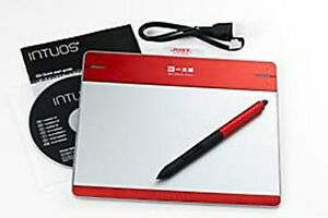 Ichitaro Pen Graphic Tablet Wacom Intuos Limited model JPN CTH-480/R3