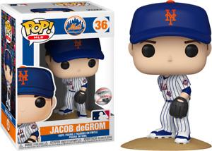 Major League Baseball: Mets - Jacob deGrom Pop! Vinyl-FUN46817-FUNKO