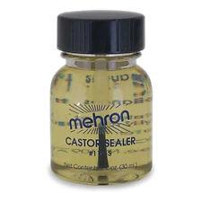 Mehron Makeup Castor Sealer for Latex Bald Caps & Prosthetic Special Effect 1 oz