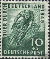Bizonale (Allied Cast) 106 neuf 1949 cyclisme