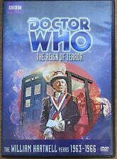 Doctor Who - The Reign of Terror (DVD, 2013) USED