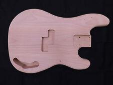 Alder P-Style Bass Guitar Body