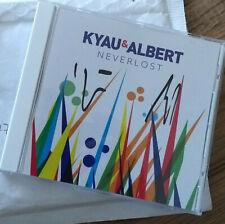 CD Kyau & Albert -  Neverlost NEU OVP unterschrieben