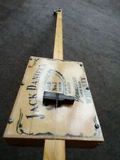 More details for diddley bow by deadfinger diddleybows ,jack daniels whiskey packing case design