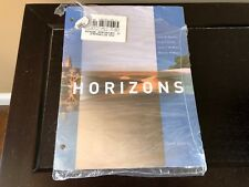 Horizons French Book, 6th Edition by Manley, Cengage - Loose Leaf Version - New