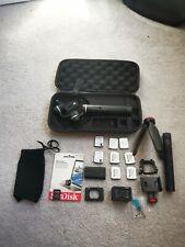 Sony Cyber-shot RX0 II 15.3MP Compact Camera - Black