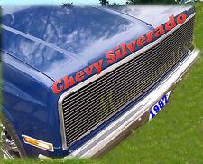1990 Suburban /81-87  Chevy  C10 Silverado C-10 Phantom Billet Grille Grill 1987