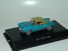 1 FIAT 1100 TV 1959 AZURE METALLIC 1:43 STARLINE