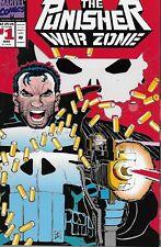 Punisher War Zone No.1 / 1992 Chuck Dixon & John Romita Jr.