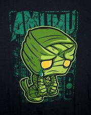 League Of Legends Amumu Video 2014 T-Shirt New Sz Large Riot Games NOS Funko