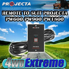 PROJECTA 12V PURE SINE WAVE INVERTER REMOTE WATT CAR CARAVAN BOAT POWER PWREMOTE