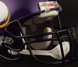 KYLE RUDOLPH MINNESOTA VIKINGS Schutt OPO-DW Football Helmet FACEMASK NFL