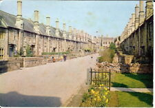 Somerset - Wells Cathedral, Vicars' Close - Posted 1972