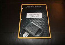 JOHN DEERE 328E 329E 332E 333E SKID STEER LOADER SERVICE REPAIR MANUAL TM12808