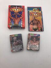 2000 WCW Nitro 2 Player Set TGC Starter Deck HTF WOTC Goldberg Sting 80 Cards