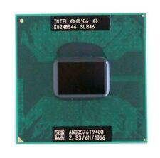 Intel Core 2 Duo T9400 2.53Ghz 6M 1066MHz Socket P Mobile PGA CPU