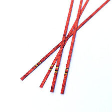 47 x RATCHET STRAPS FOR WAGON LOADS OO GAUGE 1:76 SCALE MODEL RAILWAY AX032-OO