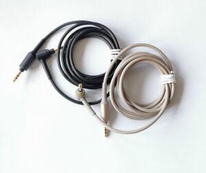 3.5 mm Audio AUX Cable For SONY Headphones WH-1000XM3 WH-1000XM2 XB950BT BEIGE