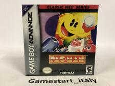 PAC-MAN CLASSIC NES SERIES - NINTENDO GAME BOY ADVANCE GBA - NEW SEALED NTSC
