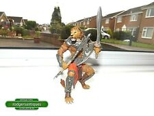 PAPO / SCHLEICH 38945 Fantasy World LION MUTANT Action Figure Near Mint 2007