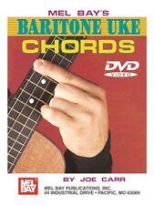 Baritone Uke Chords Learn to Play Ukulele Christmas Present Gift MUSIC DVD