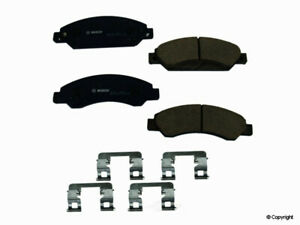 Disc Brake Pad Set-Bosch QuietCast Front WD Express 520 10920 462