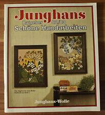 JUNGHANS-belle travaux manuels utilitaire de résolution des problèmes des 82/83 134 pages
