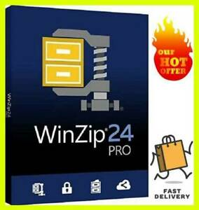Winzip PRO 25 Full Version ✅ For Windows Fast Delivery 📩
