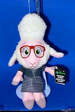 BELLWETHER   Beanbag Plush from DISNEY'S  ZOOTOPIA  HTF TOMY Free Shipping