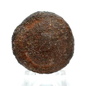 34mm Moqui Sphere Shaman Stone Natural Crystal Marble Mineral Thunder Ball Utah