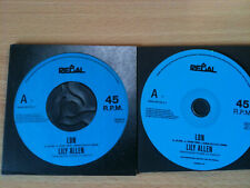 LILY ALLEN ~'LDN'~Rare PROMO Only CD 2006~ ROCKSTEADY/REGGAE~NEW