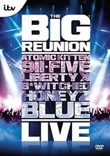 The Big Reunion Live 2013 [DVD] By Atomic Kitten,5IVE.