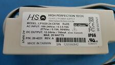 High Perfection LP1020-24 LED Driver, Constant Current 20W 12-24VDC Output 700mA