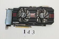 ASUS Nvidia GeForce GTX 660 Ti DC2 Grafikkarte