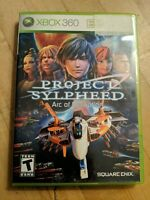 Project Sylpheed Arc Deception Complete CIB Microsoft Xbox 360 Video Game Tested
